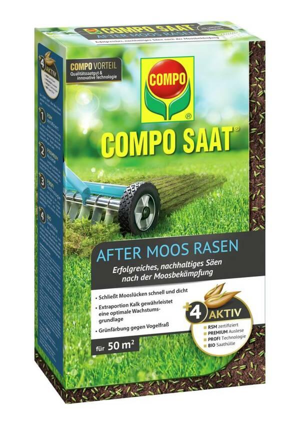 Saat After Moos Rasen - 1 kg Compo