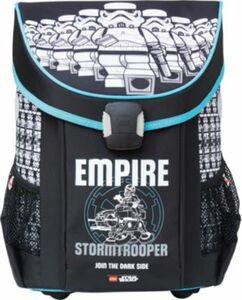 Schulranzenset Easy Lego Star Wars Stormtrooper, 3-tlg. weiß