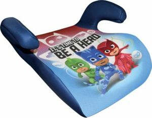 Sitzerhöhung, PJ Masks dunkelblau Gr. 15-36 kg