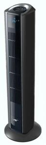 TrendLine Towerventilator ,  mit Fernbedienung, schwarz