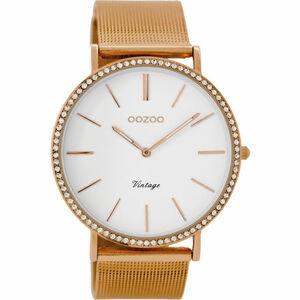 Armbanduhr Oozoo Metallic
