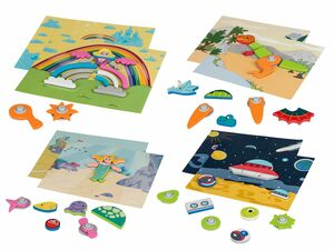 PLAYTIVE® JUNIOR Magnetpuzzle