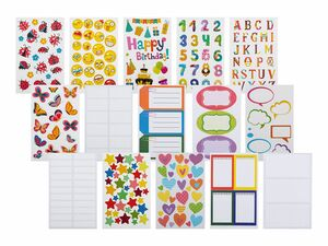 UNITED OFFICE® Sticker/Etiketten