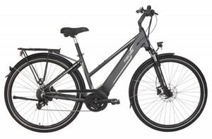 Fischer Elektro Fahrrad E-Bike Damen Trekking Viator 5.0I-S1 ,  28 Zoll, 10-Gang, 100km Reichweite