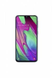 Samsung Smartphone A 40, 64 GB ,  schwarz