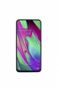 Samsung Smartphone A 40, 64 GB ,  weiß