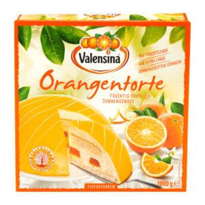 Valensina Orangentorte