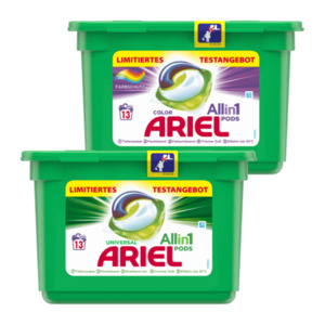 Ariel All-in-1 Pods