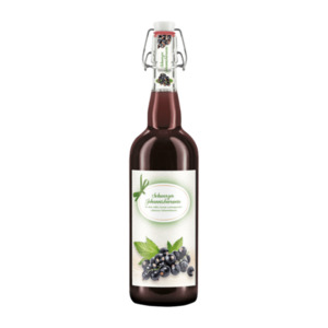 Fruchtwein in der Bügelflasche