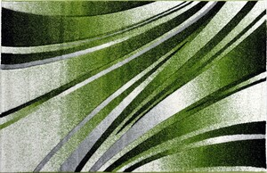 Teppich Trend   grün, 120 x 170 cm