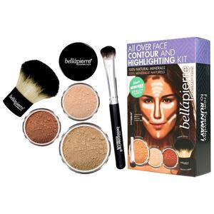 bellapierre Sets Dark Make-up Set 1.0 st