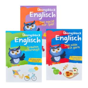 Übungsblock Deutsch / Englisch
