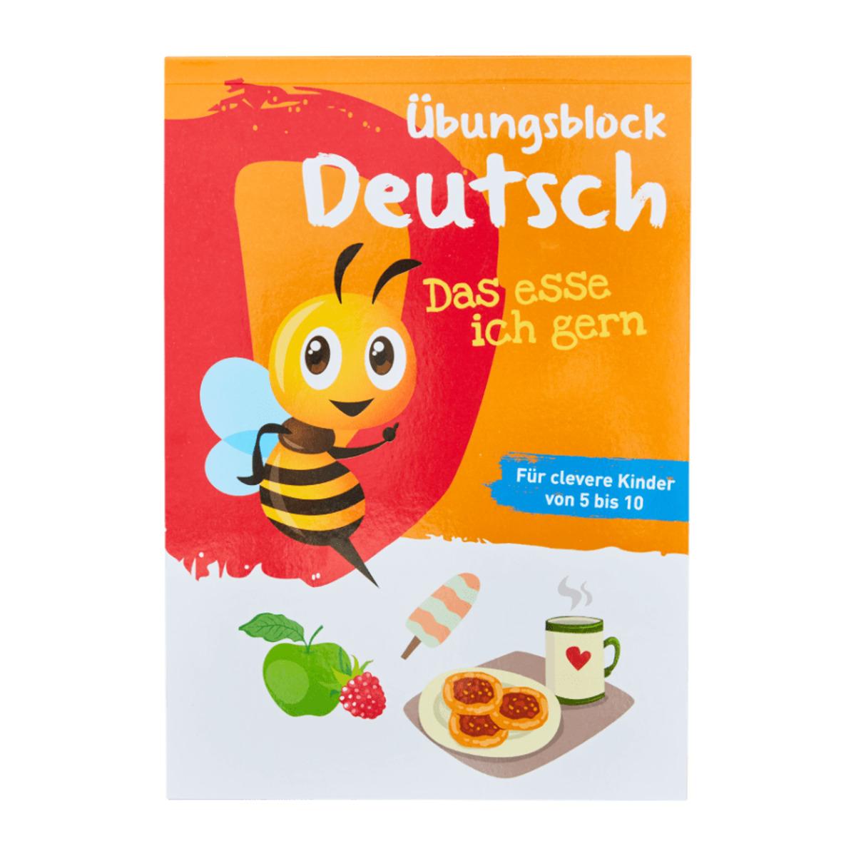 Bild 2 von Übungsblock Deutsch / Englisch