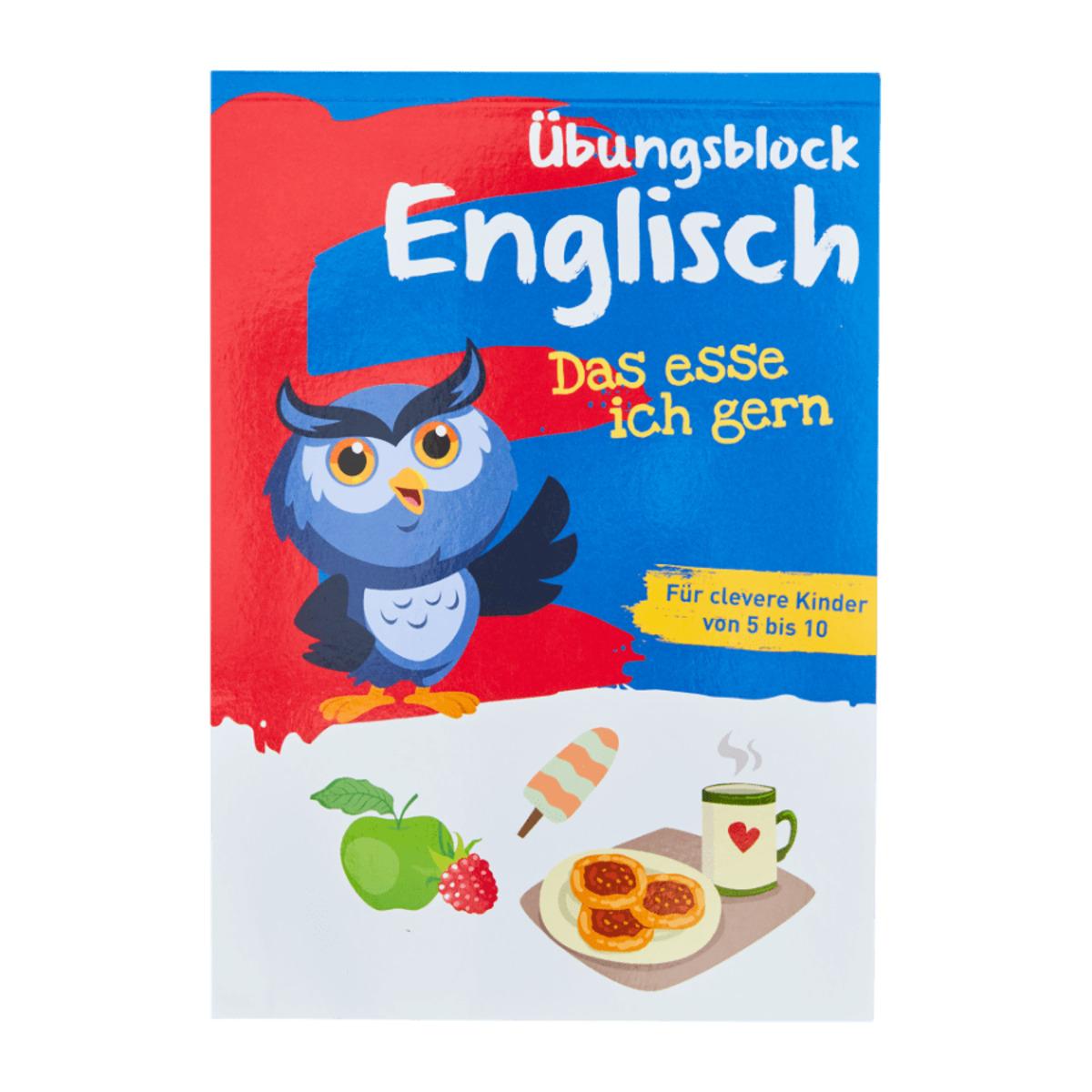Bild 3 von Übungsblock Deutsch / Englisch