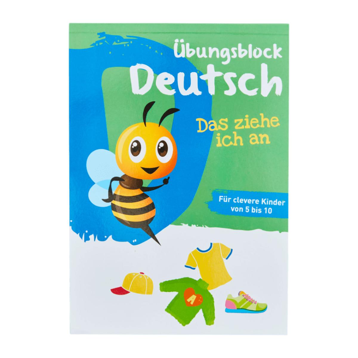 Bild 5 von Übungsblock Deutsch / Englisch
