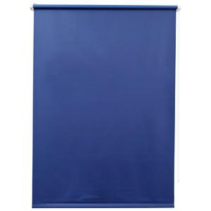 Verdunkelungsrollo fix montiert (140x160, blau)