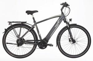 Fischer Elektro Fahrrad E-Bike Herren Trekking Viator 5.0I-S1 ,  28 Zoll 10-Gang, 100km Reichweite
