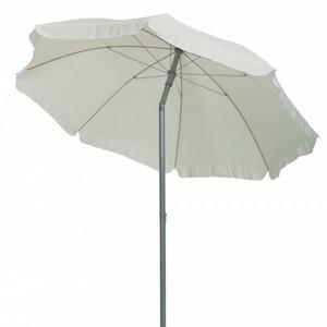 TrendLine Sonnenschirm ,  creme, Ø 180 cm