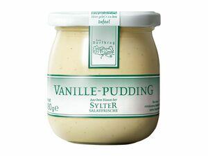 Zum Dorfkrug Pudding/Rote Grütze