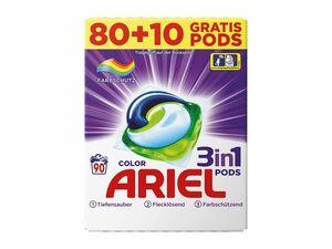 Ariel 3in1 Pods 90 Wäschen