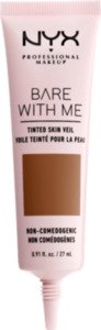 NYX PROFESSIONAL MAKEUP Make-up Bare with me Tinted Skin Veil Deep Mocha 10