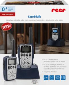 """Reer Babyphone und Walkie Talkie """"Care & Talk"""""""