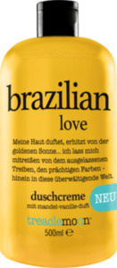 treaclemoon Cremedusche brazilian love