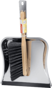 Profissimo FSC Holz-Kehrgarnitur-Set mit Manschette