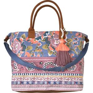 Damen Tasche mit Allover-Muster