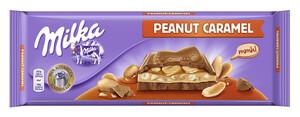 Milka Peanut Caramel Großtafel 276 g