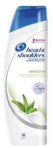 head & shoulders Anti-shuppen shampoo Sensitive 300 ml