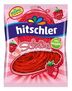 Hitschler Erdbeer Schnüre 125 g