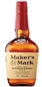 Makers Mark Bourbon Whiskey 0,7 ltr