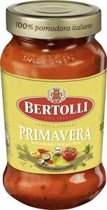 Bertolli Pasta Sauce Primavera 400 g
