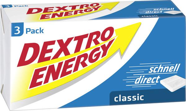 Dextro Energy Classic 3er 3x 46 g
