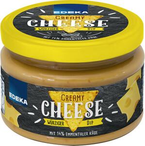 EDEKA Creamy Cheese würziger Dip 245 ml