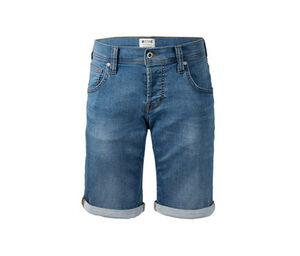 Jeans-Shorts »Mustang«, medium bleach