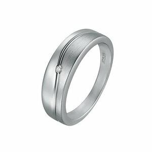 CHRIST Silver Diamonds Damenring 87471578