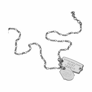 Diesel Dog Tag Herrenkette DX1132040