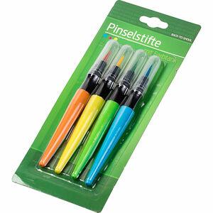 KEA Pinselstifte-Set mit Farbtank, 4-teilig