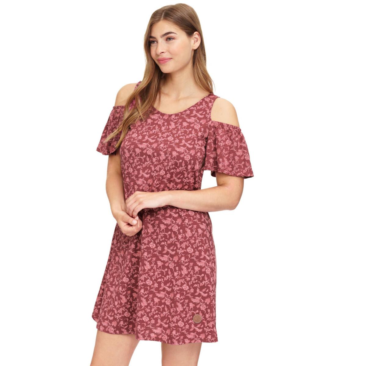 Bild 2 von Damen Kleid im Cold-Shoulder-Look