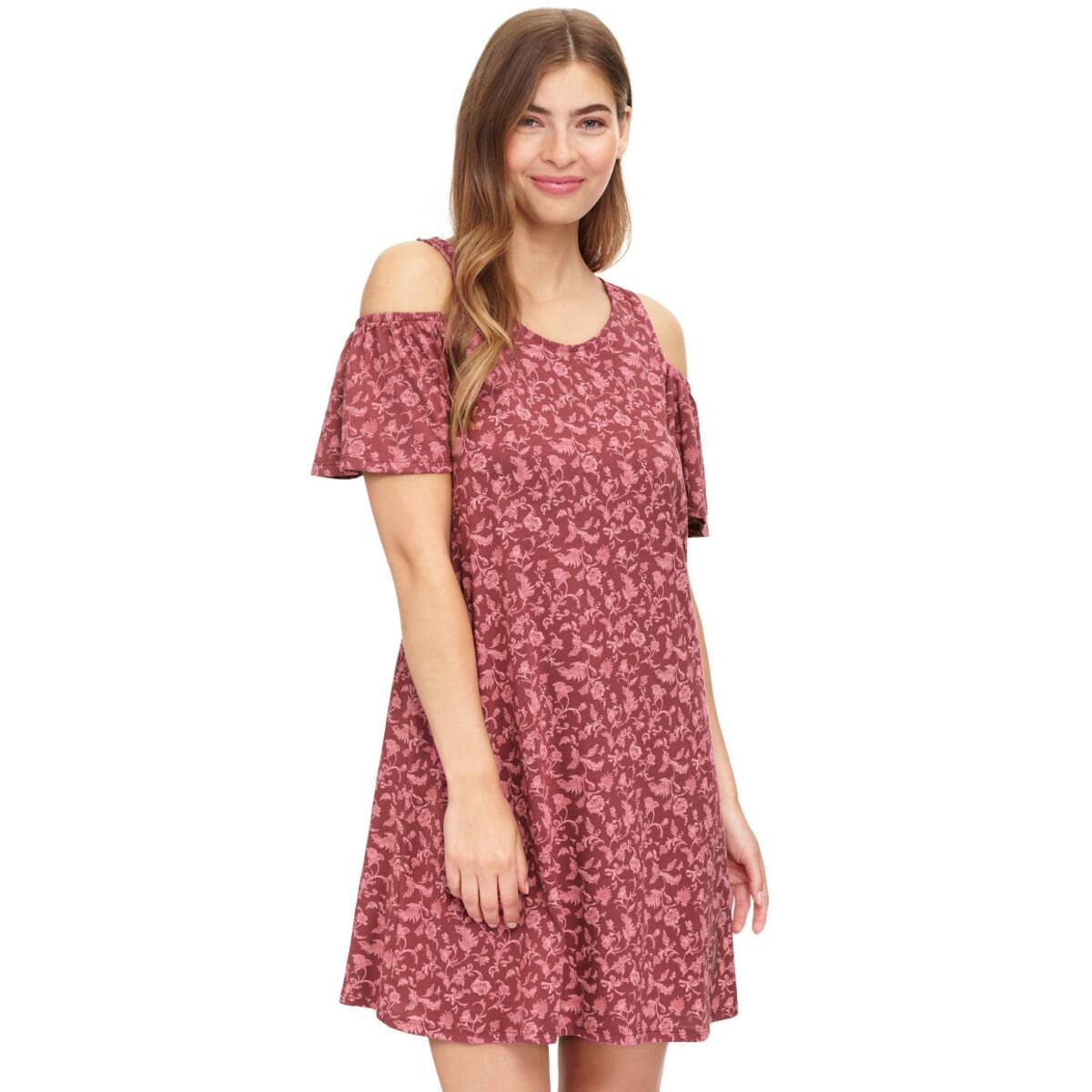 Bild 3 von Damen Kleid im Cold-Shoulder-Look
