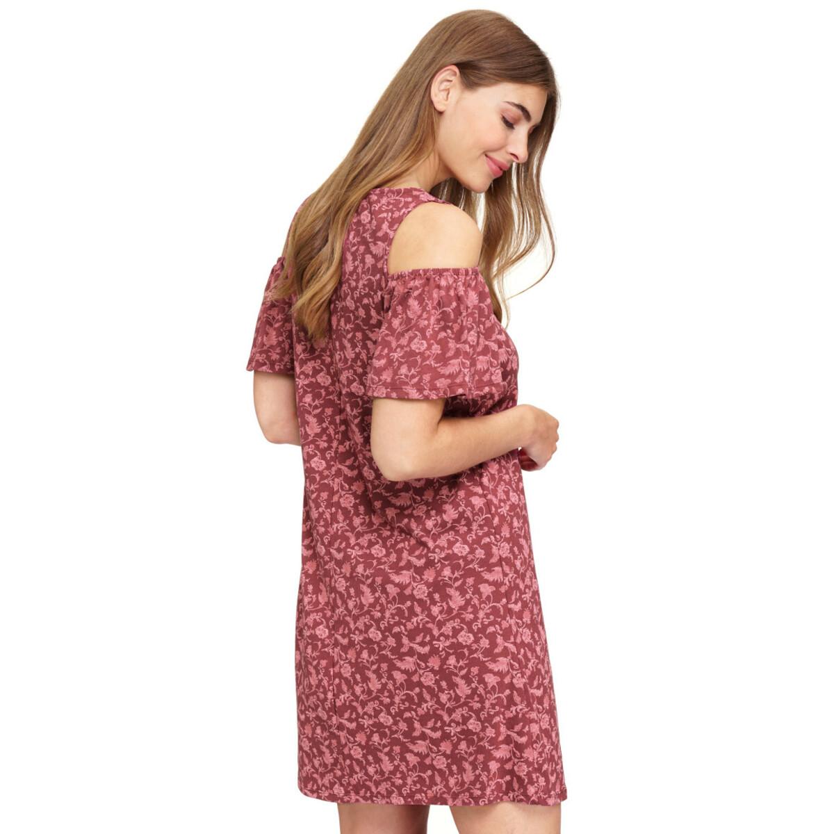 Bild 4 von Damen Kleid im Cold-Shoulder-Look