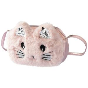 Mädchen Tasche im Katzen-Design