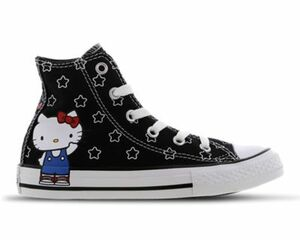 Converse Chuck Taylor All Star X Hello Kitty High - Vorschule Schuhe