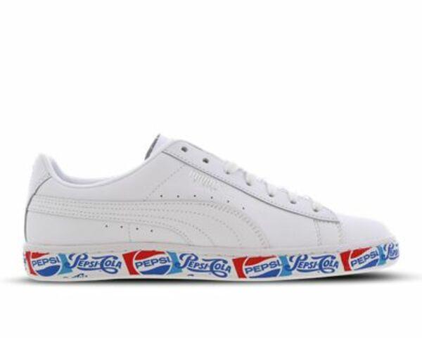 Puma X Pepsi Basket - Damen Schuhe