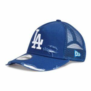 New Era Distressed Trucker Los Angeles Dodgers Kids - Unisex Kappen
