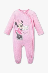 Minnie Maus - Baby-Schlafanzug - Bio-Baumwolle