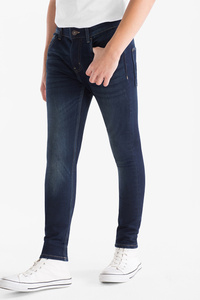 Here and There         THE SUPER SKINNY JEANS - Jog Denim