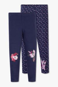 Palomino         My Little Pony - Leggings - Bio-Baumwolle - 2er Pack